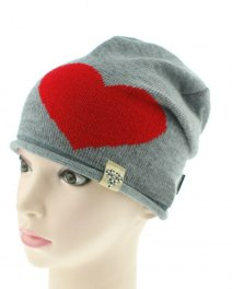 Hat, a gift on Valentine's day, heart, 180A