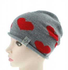 Hat, a gift on Valentine's day, heart, 181 (C)