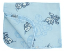 Fleece baby blanket 001G