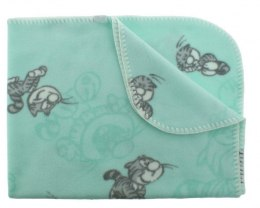 Fleece baby blanket 001M