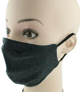 Reusable protective mask, M-001A virus